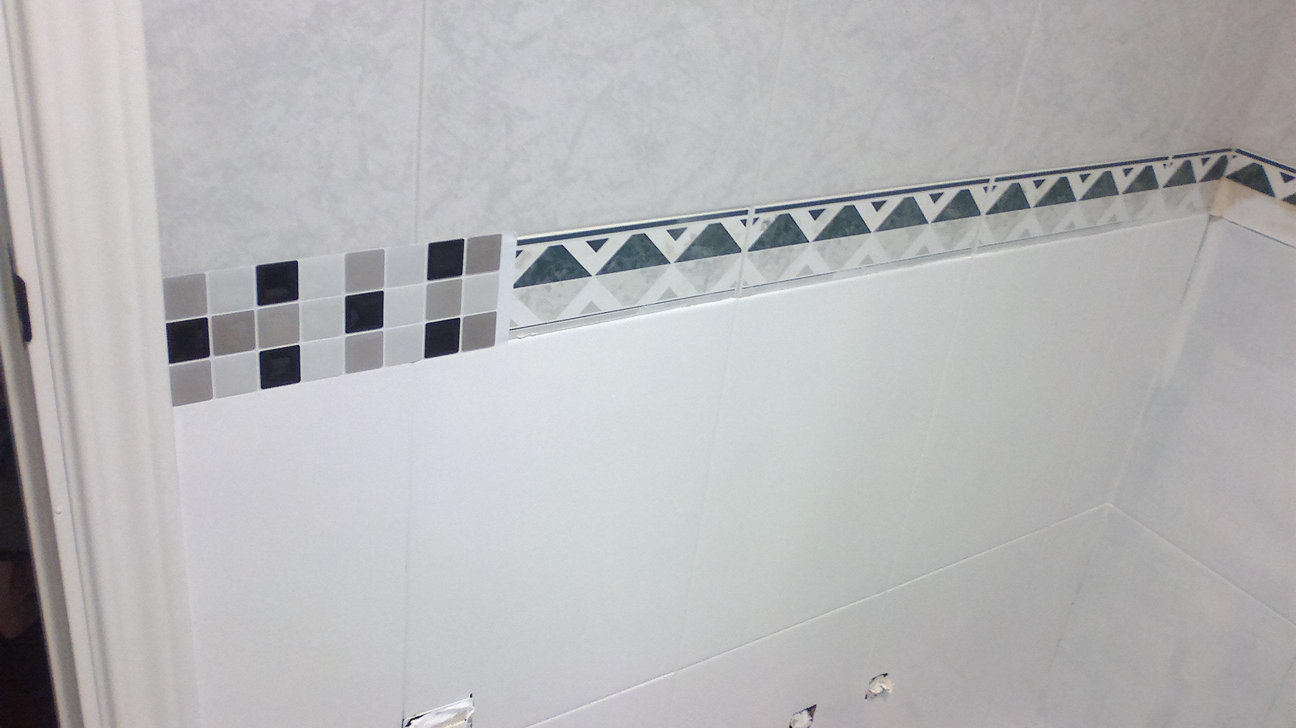 Renovación baño sin obra |
